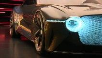 Bentley unveils the brand's first zero emissions vehicle