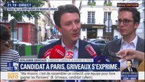 """Benjamin Griveaux sur la réaction de Cédric Villani: """"Il est normal d'avoir un temps de déception"""""""