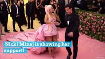 Nicki Minaj Recalls the Time She Had 'Guns Drawn' on Her After Jamaica Concert in Supportive Message to A$AP Rocky