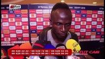 Reaction de Sadio Mané apres la victoire face au Bénin