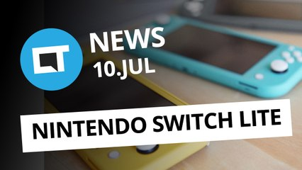 Nintendo Switch Lite [CT News]