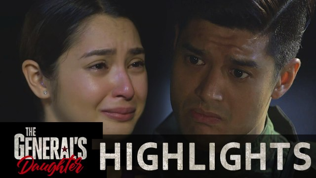 Ethan comforts Jessie on Marcial's disappearance | The General's Daughter