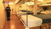 Un hôpital au cœur du Mistral