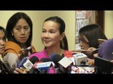 Super Majority no more? Grace Poe ready to join minority if Sotto is ousted