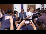 Estrada, Moreno working for smooth transition in Manila