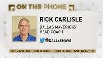 The Jim Rome Show: Rick Carlisle talks Jerry Stackhouse