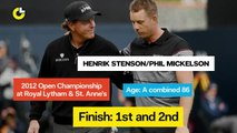 The Best Renaissance Runs in Open Championship History