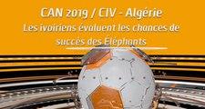 Microdrome de la can : CAN 2019 / CIV - Algérie : Les ivoiriens évaluent les chances de succès des Éléphants