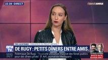 """Dîners de François de Rugy: la fondatrice du projet Arcadie assure qu'il """"n'y a pas de détail des dépenses de la présidence"""" de l'Assemblée"""