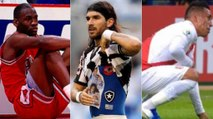 Cueva, Jordan, Loco... Os atletas que usaram 'amuletos' durante partidas