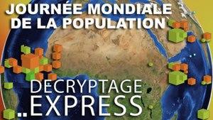 Décryptage Express : Journée Mondiale de la population