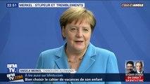 GRAND ANGLE - Pour la troisième fois en trois semaines, Angela Merkel a été prise d'une crise de tremblements en public