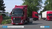 Transporteurs routiers : des blocages prévus pour l'été
