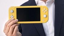 Nintendo Switch Lite first impressions