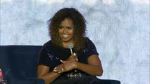 Michelle Obama on life after the White House