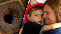How 5-Year-Old Boy Was Rescued From Storm Drain