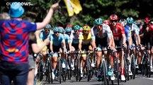 Tour de France: tappa a Peter Sagan, maglia gialla sempre di Alaphilippe
