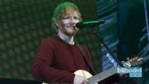 Ed Sheeran Unveils Series of Pop-Up Shops Across the U.S. | Billboard News