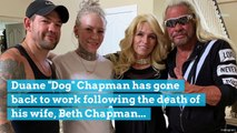 Leland Chapman Hospitalized After 'Taking Down Suspect' on First Manhunt Since Beth's Passing
