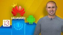 Huawei Ark OS sería mejor que iOS y Android