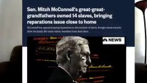 ADOS-Mitch McConnell a direct descendant of two slave OWNERS! AND A MAJOR ADOS EVENT IS APPROACHING!