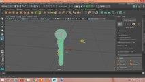 House Modeling Basics Hindi Part 6 ! How to model a door Locke in Maya! Maya tutorial Hindi! make door lock! create a key! model lock key! 3 d mode Hindi! Autodesk Maya. animation training. modeling class!