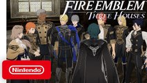Fire Emblem: Three Houses - Trailer 'Welcome to the Blue Lion House'