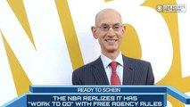 """Time to Schein: The NBA has """"WORK TO DO""""!"""