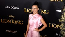 "Ali Wong ""The Lion King' World Premiere Red Carpet"