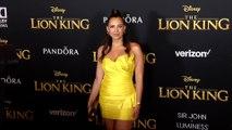 "Mariela Marrero ""The Lion King' World Premiere Red Carpet"