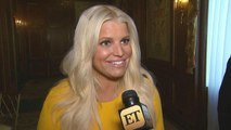 Jessica Simpson's Best ET Interview Moments -- WATCH!