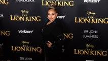 "Raven-Symone ""The Lion King' World Premiere Red Carpet"