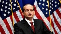 Labor Secretary Alex Acosta defends controversial plea deal for Jeffrey Epstein
