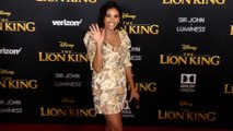"""Tiffany Smith """"The Lion King' World Premiere Red Carpet"""