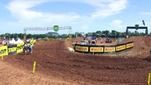 Gajser roars towards MXGP title - MXGP of Indonesia - Palembang #motocross