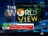 Mangalam on global markets & US interest rates