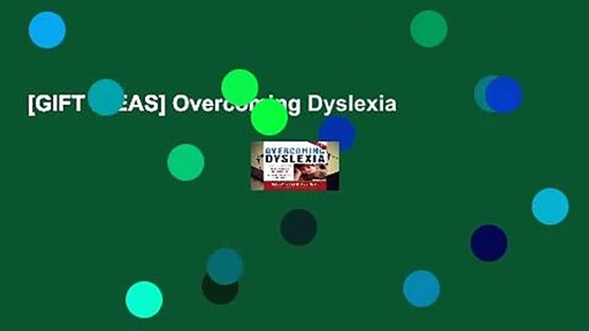 Understanding Dyslexia Dyslexia The Gift >> Gift Ideas Overcoming Dyslexia