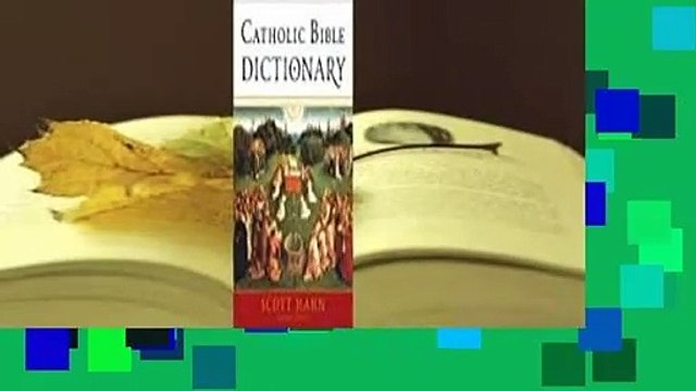 Catholic Bible Dictionary Complete