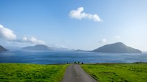Isole Fær Øer, fra folk e idromassaggio