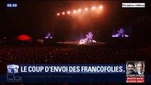 Le coup d'envoi des 35e Francofolies donné à La Rochelle