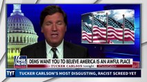 Tucker Carlson's UNHINGED Racist Tirade