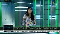 Critical Moves: EU Expansion to the Balkans