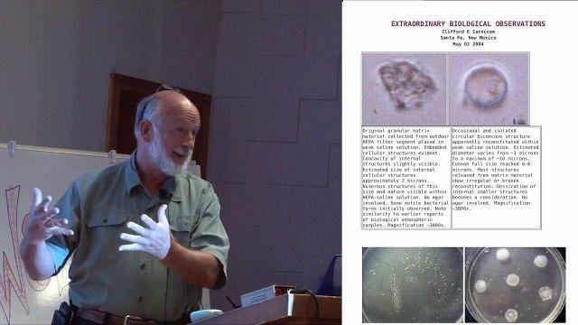 Santa Fe Conference 2019: Geoengineering & Bioengineering - The Unmistakable Link - Part 1b: The Past