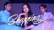 청하 CHUNGHA be SNAPPING LIVE (Reactions)
