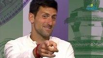 Wimbledon 2019 - The 70th victory of Novak Djokovic at Wimbledon