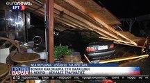 Al menos siete muertos en el norte de Grecia tras el brutal paso de una tormenta