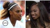 Allyson Felix is a big fan of Serena Williams' documentary _ 2019 ESPYS