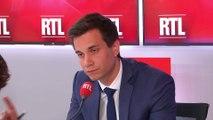 Pierre Person, invité de RTL du 11 juillet 2019