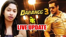Salman Khan's Dabangg 3 Shooting All Latest Update | Sonakshi Sinha