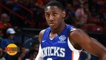 RJ Barrett's start at Summer League not encouraging for Knicks - Bomani Jones _ High Noon